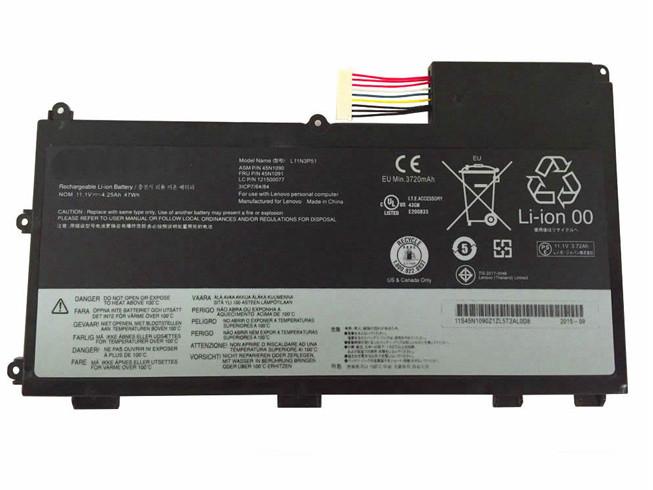 LENOVO L11N3P51 PC PORTABLE BATTERIE - BATTERIES POUR LENOVO THINKPAD T430U