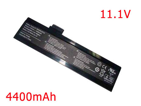ADVENT L51-4S2200-C1S5 PC PORTABLE BATTERIE - BATTERIES POUR ADVENT ERT2250 9617 PRESTIGIO:NOBILE 1522E E_SYSTEM 3089
