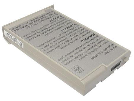 MITAC 442671200001 PC PORTABLE BATTERIE - BATTERIES POUR MITAC MINOTE 8100  8170  8170A  8175 LAPTOP