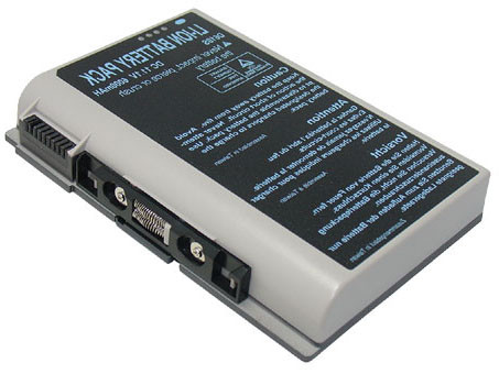 CLEVO 87-D618S-498 PC PORTABLE BATTERIE - BATTERIES POUR CLEVO DESKNOTE PORTANOTE D620 D620S D620SU D620C D620E