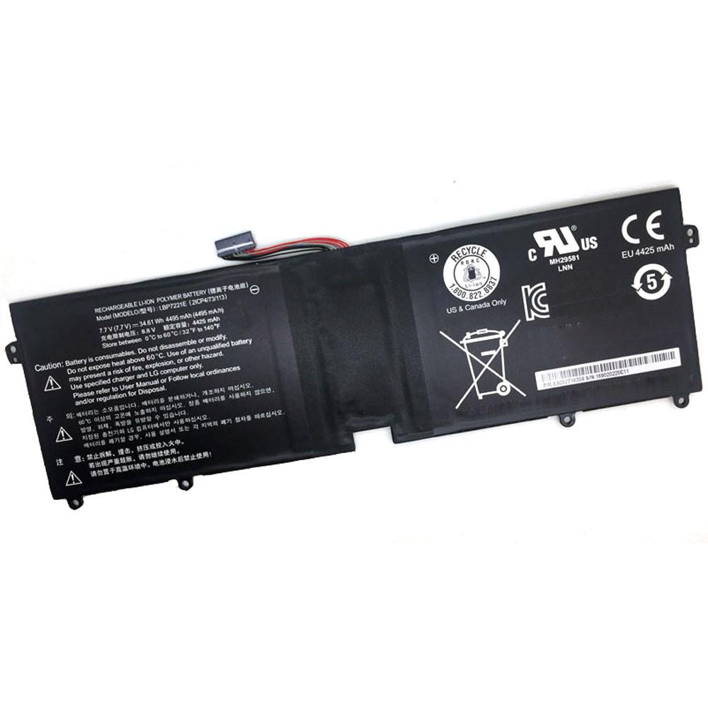 LG LBP7221E PC portables Batterie - Batteries pour LG Gram 15 LBP7221E 2ICP4/73/113 Series