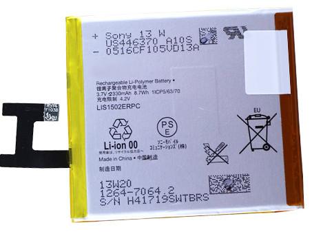 SONY LIS1502ERPC BATTERIE - BATTERIES POUR SONY XPERIA Z L36H C6602 C6603 C6606