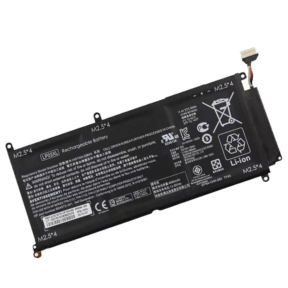 HP LP03XL PC PORTABLE BATTERIE - BATTERIES POUR HP ENVY 15T-AE 15T-AE000 15-AE020TX