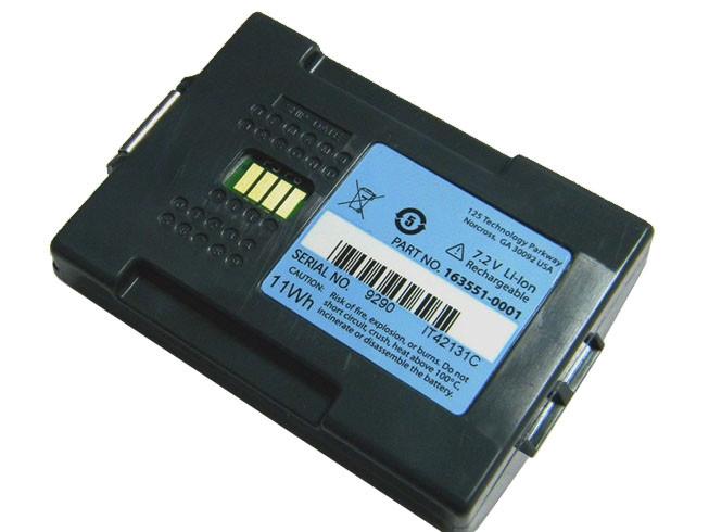 LXE 163467-0001 BATTERIE - BATTERIES POUR LXE MX7 BARCODE SCANNER