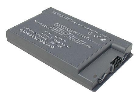ACER SQ-1100 PC PORTABLE BATTERIE - BATTERIES POUR ACER FERRARI 3000 3000LMI 3000WLMI 3200 3200LMI 3201LMI 3400 3400LMI 3400WLMI 3401LMI