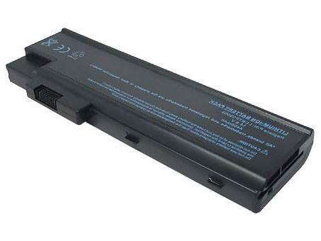 ACER LCBTP03003 PC PORTABLE BATTERIE - BATTERIES POUR ASPIRE 1680 SERIES TRAVELMATE 2300 ...