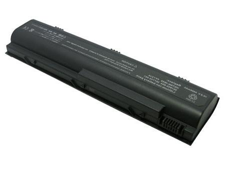 COMPAQ HSTNN-W06C PC PORTABLE BATTERIE - BATTERIES POUR HP PAVILION ZE2000  ZE2100  ZE2200  ZE2300  ZE2400  ZE2500  ZT4000