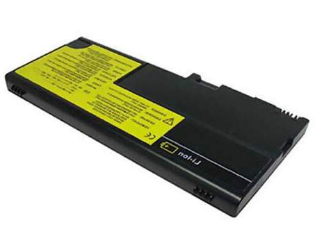 IBM 02K6533 PC PORTABLE BATTERIE - BATTERIES POUR THINKPAD 570 SERIES ...