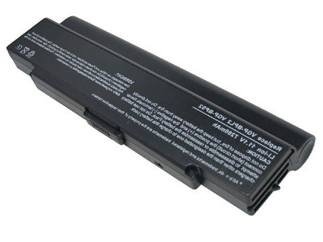 SONY VGP-BPL2 PC PORTABLE BATTERIE - BATTERIES POUR SONY VAIO PCG-7A1L PCG-7A2L PCG-7D2L LAPTOP BATTERY 11.1V 7200 MAH