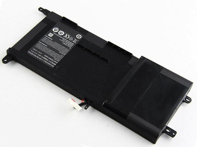 CLEVO P650BAT-4 PC PORTABLE BATTERIE - BATTERIES POUR CLEVO P650SA P650SE P650SG SAGER NP8650 NP8651 NP8652