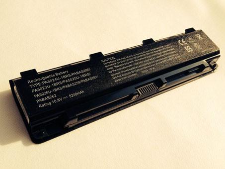 TOSHIBA PA5024U-1BRS PC PORTABLE BATTERIE - BATTERIES POUR TOSHIBA SATELLITE C800 C850 C870 L800 L830 L855 L870 C55 C55DT