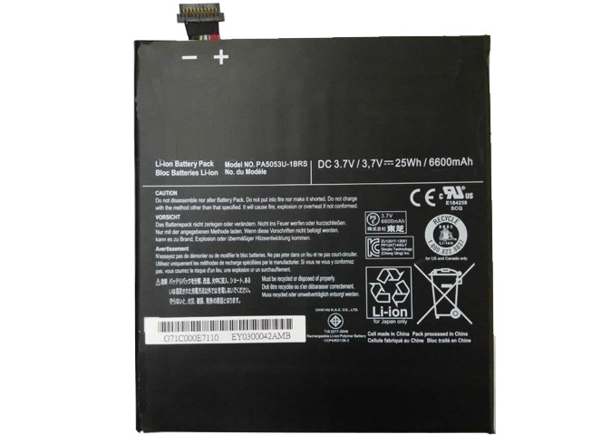 TOSHIBA PA5053U-1BRS BATTERIE - BATTERIES POUR TOSHIBA EXCITE 10 TABLET
