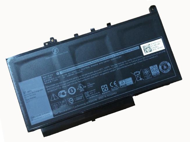 DELL 579TY PC PORTABLE BATTERIE - BATTERIES POUR DELL LATITUDE E7470 E7270