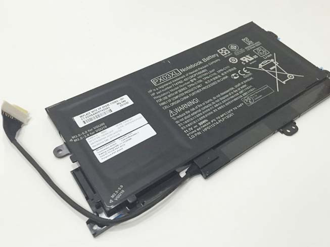 HP PX03XL PC PORTABLE BATTERIE - BATTERIES POUR HP ENVY TOUCHSMART M6-K025DX
