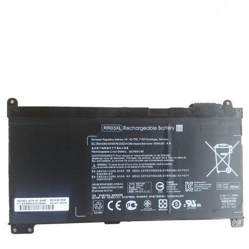 HP HSTNN-UB7C PC PORTABLE BATTERIE - BATTERIES POUR HP 851610-850 851477-541