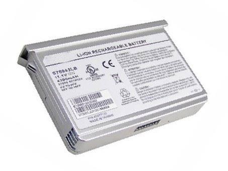 MEDION S70043LB PC PORTABLE BATTERIE - BATTERIES POUR MEDION RIM2500 MD96022 ARIMA S700 SERIES