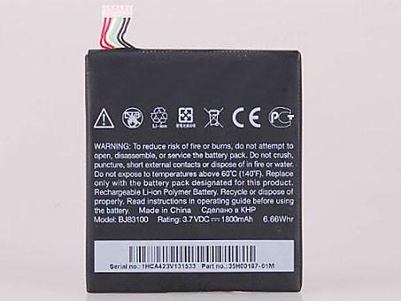 HTC S720E BATTERIE - BATTERIES POUR HTC ONE X S720E 35H00187-01M 1800MAH +TOOLS