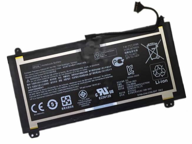 HP HSTNN-DB6H PC PORTABLE BATTERIE - BATTERIES POUR HP SF02XL