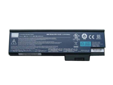 ACER SQU-525 PC PORTABLE BATTERIE - BATTERIES POUR ACER TRAVELMATE 2300 4000 4100 4500 5100 5600 SERIES
