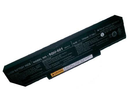 BENQ M660NBAT-6 PC PORTABLE BATTERIE - BATTERIES POUR CLEVO MOBINOTE M660 M661 SERIES