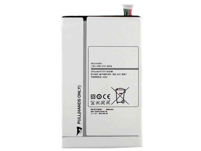 SAMSUNG EB-BT705FBC BATTERIE - BATTERIES POUR GALAXY TAB S 8.4 T700 T705 EB-BT705FBC 4900MAH +TOOLS