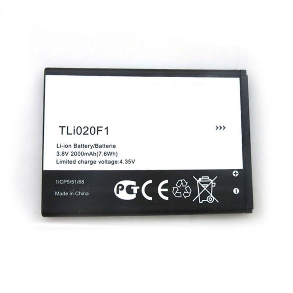 TCL TLi020F2  Batterie - Batteries pour TCL Alcatel Onetouc