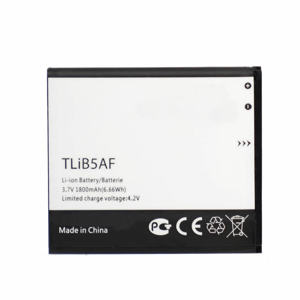 ALCATEL TLiB5AF  Batterie - Batteries pour Alcatel OT-997D Smart OT-5035 LINKZONE MW41 T-Mobile