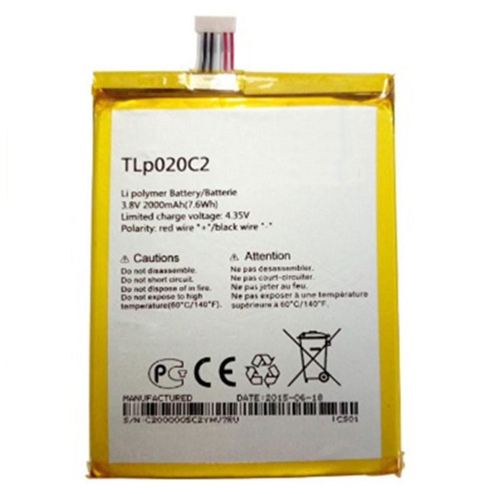 Alcatel TLp020C2  Batterie - Batteries pour Alcatel S950 S950T idol X/S 6034R