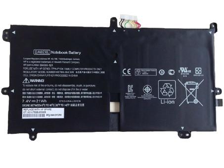 HP TPN-P104 PC PORTABLE BATTERIE - BATTERIES POUR HP DA02XL 664399-1C1 SERIES