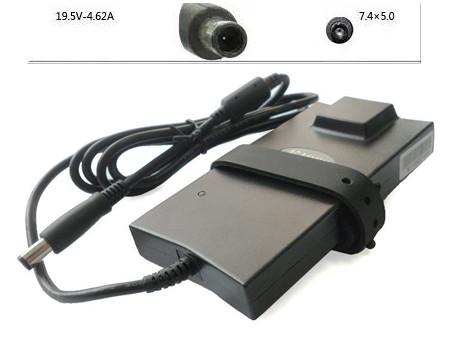 PC PORTABLE Chargeur / Alimentation Secteur Compatible Pour  U7809 310-3399 310-2862 310-3399 310-6325 310-6557 310-7712 310-4002 7W104 9T215 NADP-90KB UC473 CF820,AC Adapter for Dell Inspiron 1150 6000 8500 8600 9200 9300 9400 series