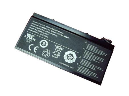 HAIER V30-4S2200-S1S6 PC PORTABLE BATTERIE - BATTERIES POUR HAIER C600 LAPTOP