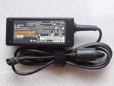 PC PORTABLE Chargeur / Alimentation Secteur Compatible Pour 30W  VGP-AC10V5 VGP-AC10V4 ADP-30KH_B,30W Sony VAIO VGN-P530CH/Q VGP-CKP1B