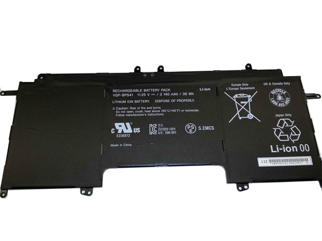 SONY VGP-BPS41 PC PORTABLE BATTERIE - BATTERIES POUR SONY VAIO FLIP 13 SVF13N SVF13N13CXB