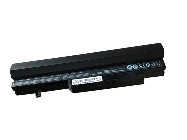 CLEVO W110BAT-6 PC PORTABLE BATTERIE - BATTERIES POUR CLEVO SAGER NP6110 W110ER