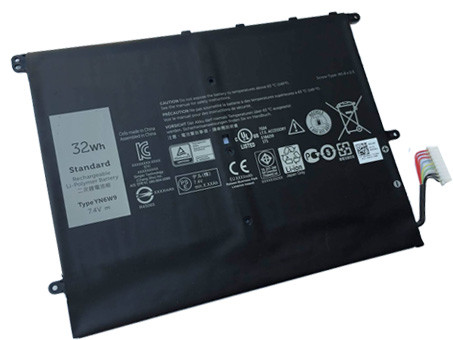 DELL YN6W9 PC PORTABLE BATTERIE - BATTERIES POUR 7.4V 32WH