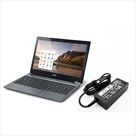 Chargeur ordinateur portable